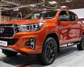39. Toyota Hilux 202.132 adet (%11 artış)