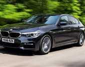 46. BMW 5 Serisi 186.298 adet (%17 artış)