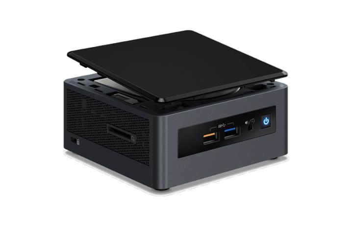 Yeni Intel işlemcilerle desteklenen Bean ve Crimson Canyon NUC serisi duyuruldu