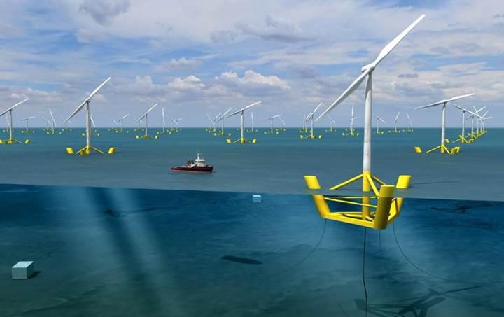 Açık deniz rüzgâr çiftlikleri düşündüğümüz kadar çevreci mi?
