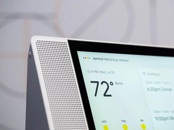 Google akıllı ekranını piyasaya sürmeye hazırlanıyor