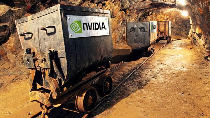 Nvidia: Kripto para madenciliğinin artık getirisi yok