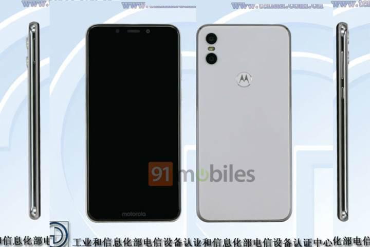 Motorola One'ın özellikleri Çin'de alınan sertifika ile doğrulandı