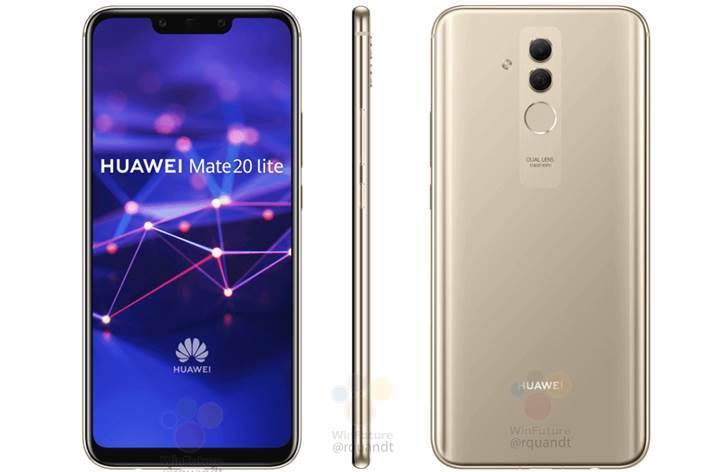 Huawei Mate 20 Lite performans testinde
