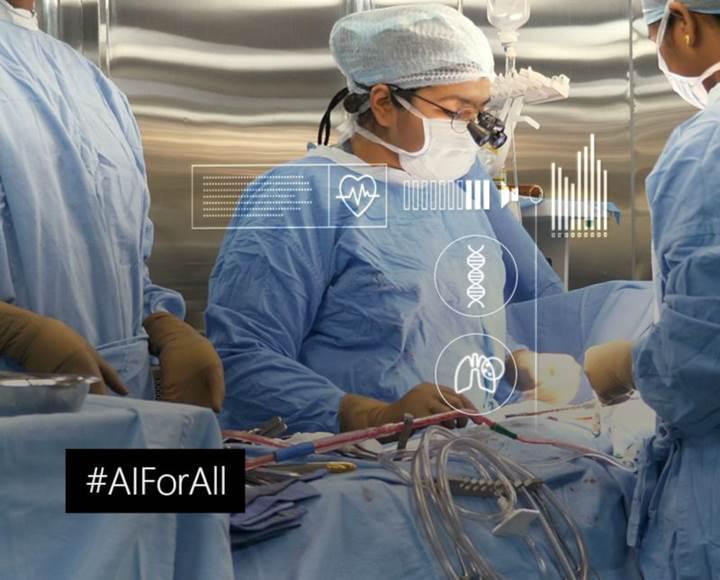 Microsoft ve Apollo Hastaneleri ortaklığıyla kardiyovasküler hastalık ihtimali ölçülecek