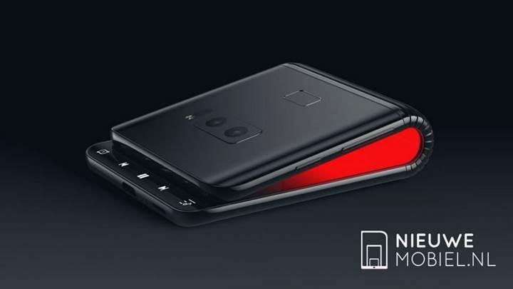 Samsung'un katlanabilir akıllı telefonunun tasarımı nasıl olacak?