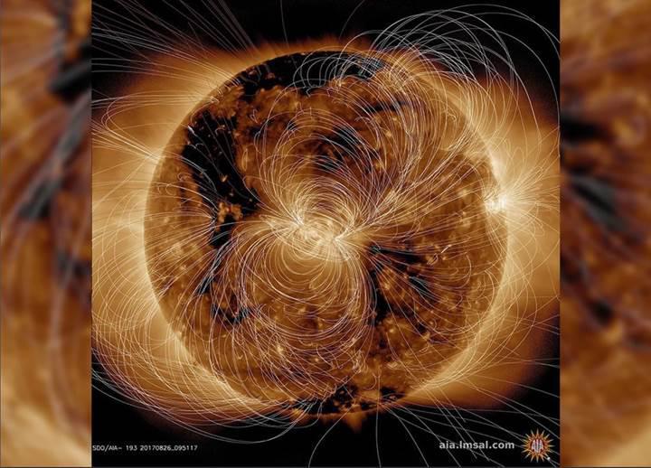 Nefes kesen Güneş patlamaları
