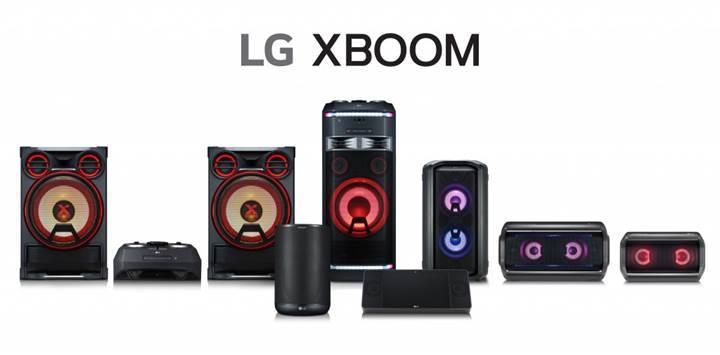 LG, IFA 2018'de yeni XBOOM ses ürünlerini tanıtacak