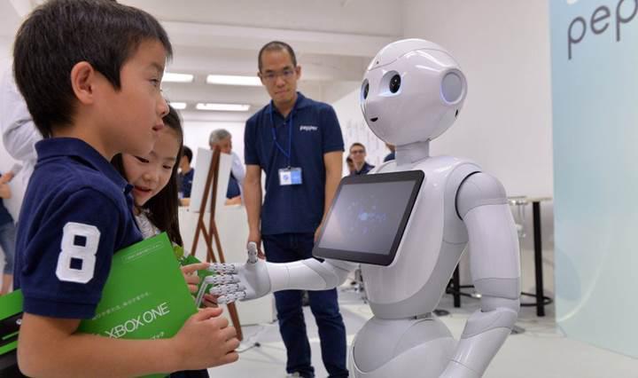 Japonya Eğitim Bakanlığı robotlarla İngilizce öğretecek