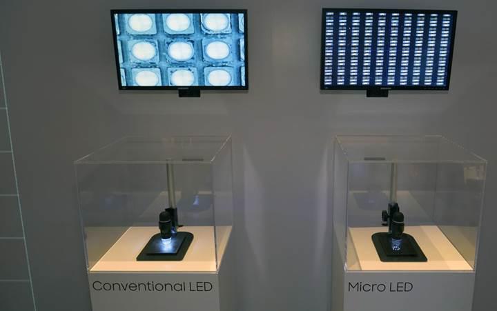 LG dünyanın en büyük microLED televizyonunu hazırlıyor