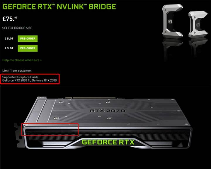 RTX 2070 ve altı çoklu ekran kartı desteklemeyecek iddiası