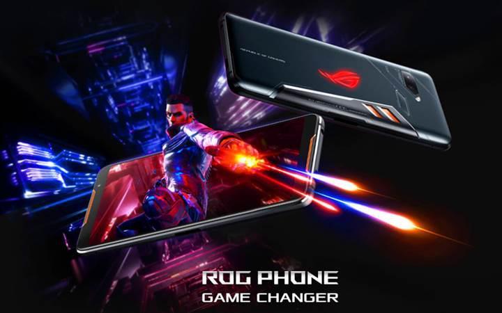 Asus ROG Phone'un ekonomik versiyonu geliyor