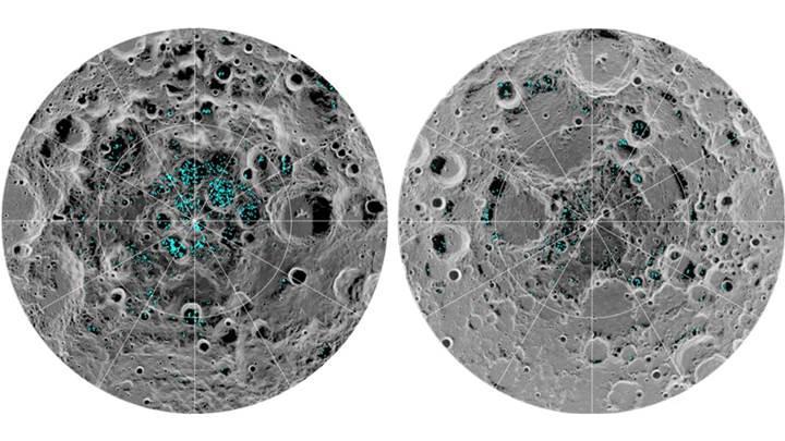 Ay'ın yüzeyinde 'su buzulları' bulundu: İşte anlamı