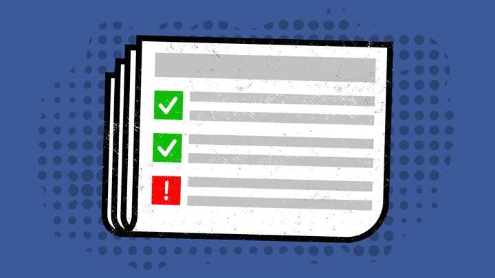 Facebook, sahte haber ile mücadele için kullanıcılara güvenilirlik puanı vermeye başladı