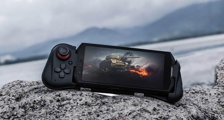 Dünyanın en dayanıklı oyuncu telefonu Doogee S70 tanıtıldı