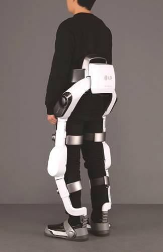 LG ''giyilebilir robotunu'' tanıtmaya hazırlanıyor