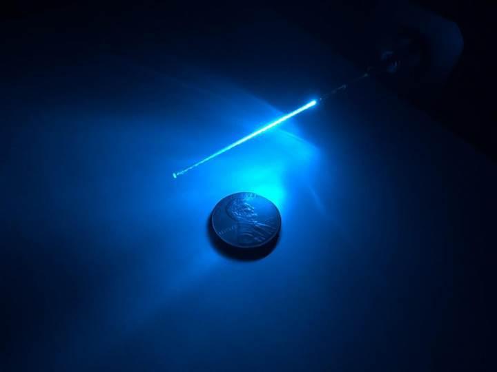 UV ışık yayan fiber kablolar enfeksiyonları önlüyor