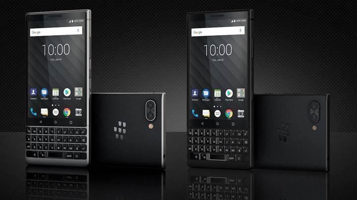 BlackBerry, KEY2 LE için yeni bir video yayınladı