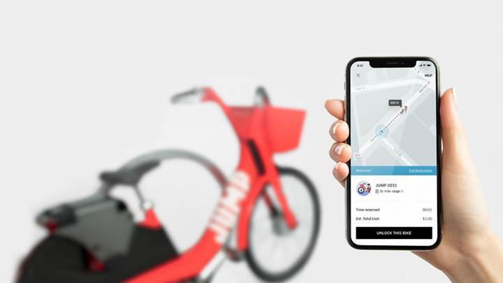Uber, elektrikli scooter ve bisiklet ulaşımına ağırlık verecek