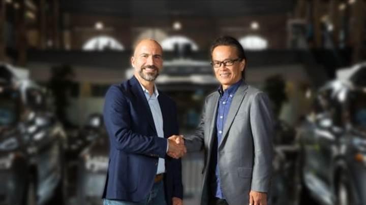 Toyota'dan Uber'e 500 milyon dolarlık yatırım