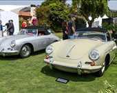 1962 Porsche 356 B T 6 Roadster