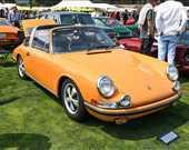 1968 Porsche 911S Soft Windo Targa Sportomatic