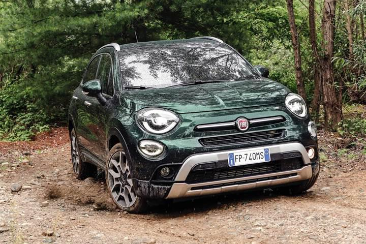 1.0 litrelik motor seçeneğine sahip 2019 Fiat 500X tanıtıldı