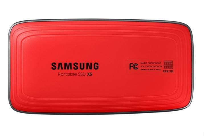 Samsung yeni taşınabilir SSD'sini duyurdu