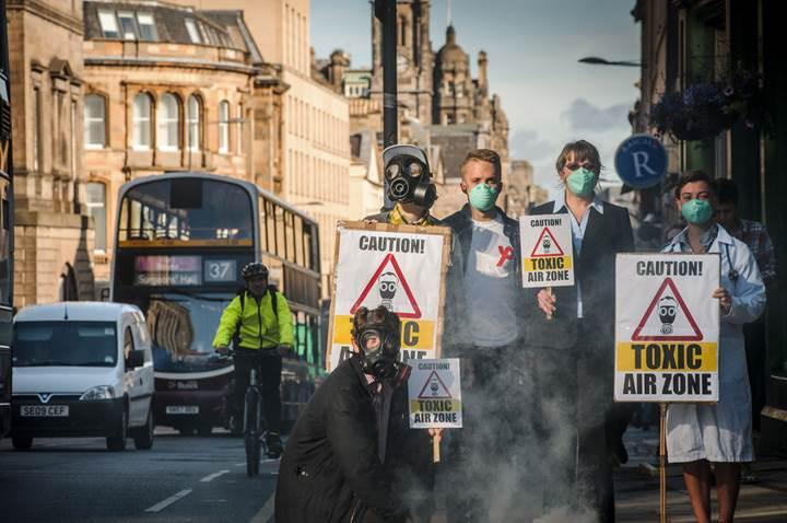 Hava kirliliği insan zekâsını doğrudan ilgilendiriyor
