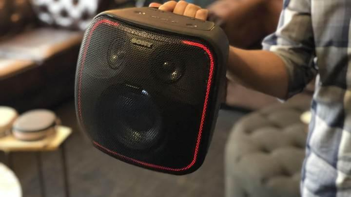 Sony'den parti odaklı kablosuz hoparlör