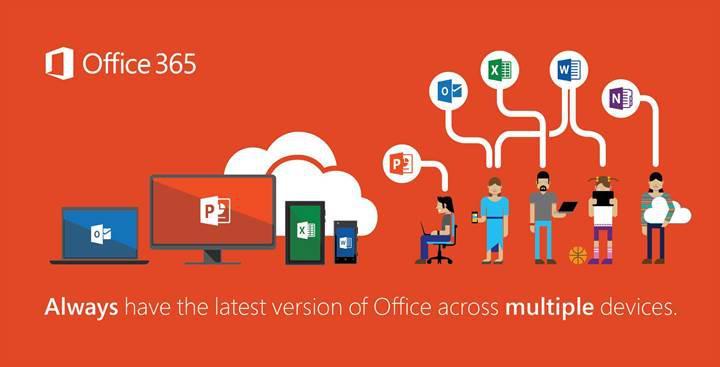 Microsoft, Office 365 aboneleri için aygıt yükleme limitini kaldırdı