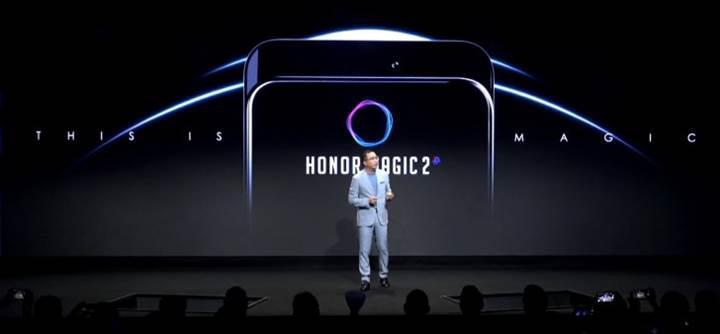 Huawei, Honor Magic 2'yu duyurdu!