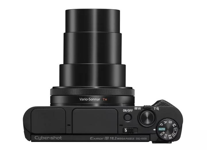 Sony, IFA'da iki yeni kompakt fotoğraf makinesi duyurdu: HX99 ve HX95