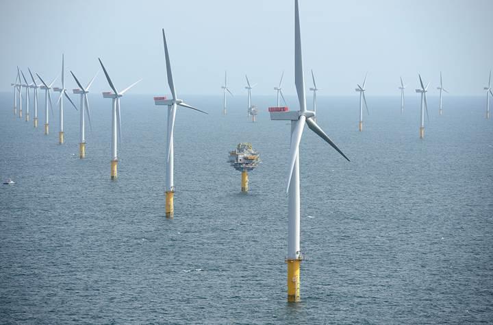 10 MW gücünde dev rüzgar türbinleri 2020'de geliyor
