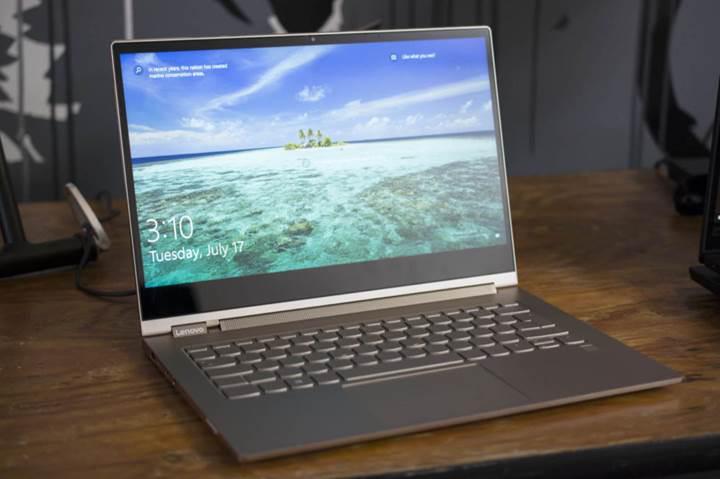 Özel ses sistemine sahip Lenovo Yoga C930 duyuruldu