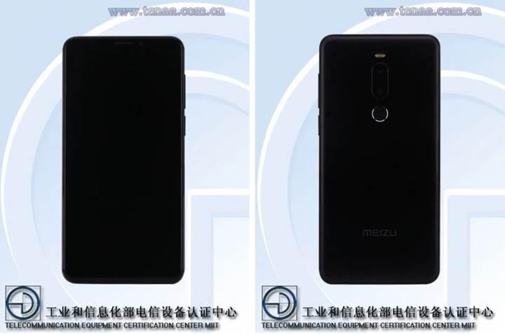 Meizu M8 TENAA web sitesinde yayınlandı