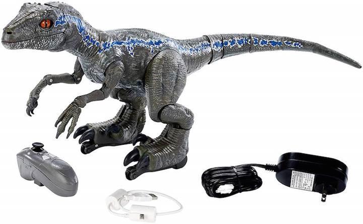 Mattel'den her eve sevimli robot raptor