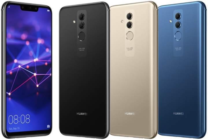 Huawei Mate 20 lansmanı 16 Ekim'de yapılacak