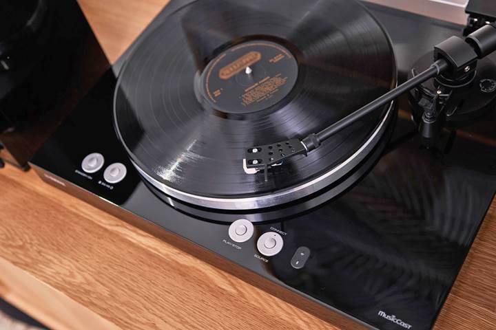 MusicCast Vinyl 500: Nostalji müzik en son teknolojiyle buluşuyor