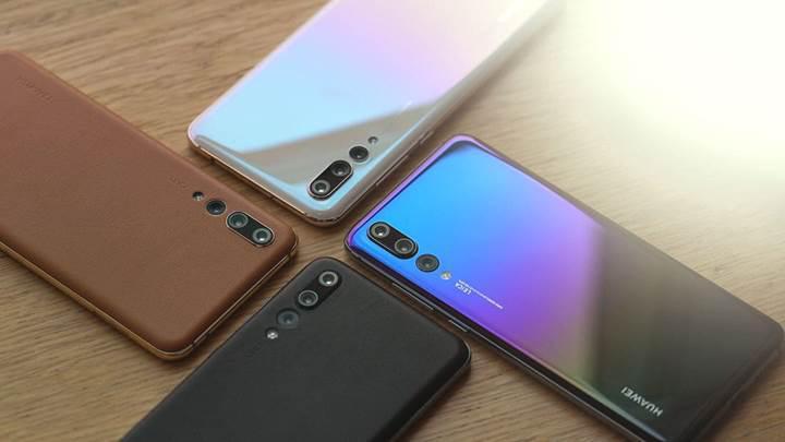Huawei P20 Pro için dört yeni renk seçeneği duyuruldu