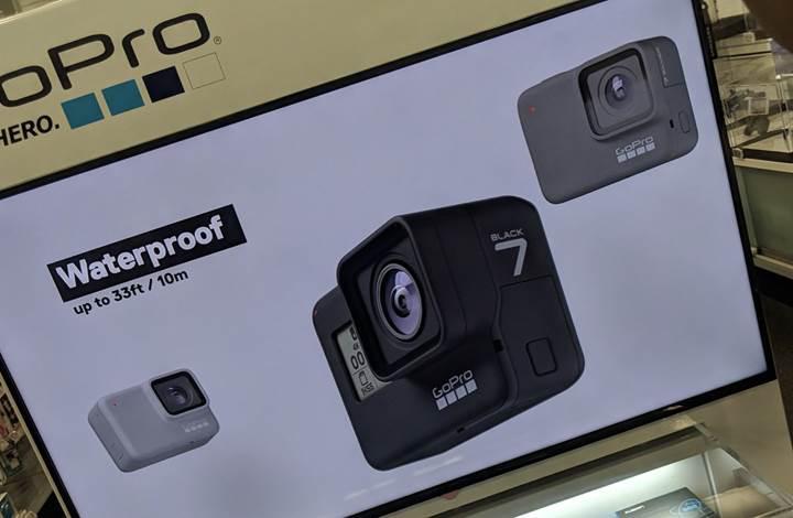 Karşınızda GoPro Hero 7: Yeni nesil aksiyon kamerası
