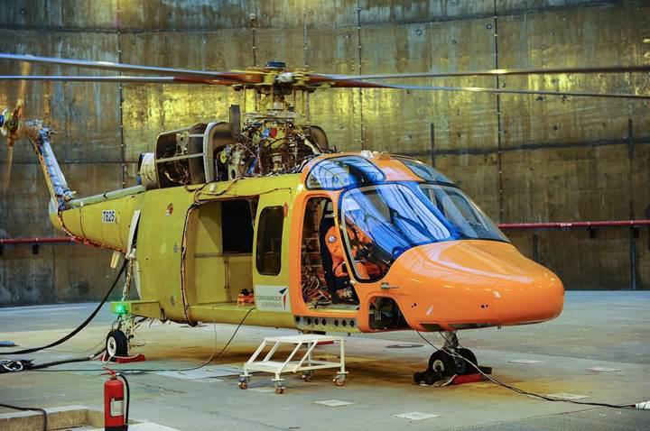 Yerli helikopter T625'in motor çalıştırma testi başarıyla gerçekleştirildi