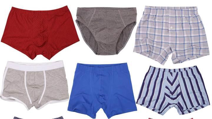 Bilim sonunda cevapladı: Erkekler iç çamaşırı giymeli mi?