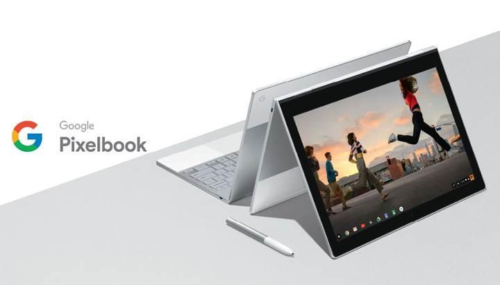 Parmak izi sensörüne sahip Chromebook'lar yolda