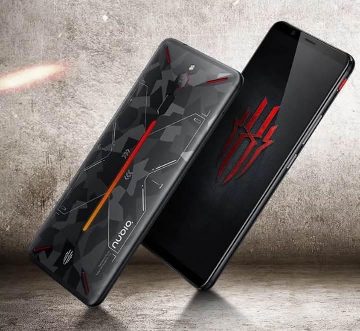 Nubia Red Magic 2, Snapdragon 845 ve tetik düğmeler ile geliyor
