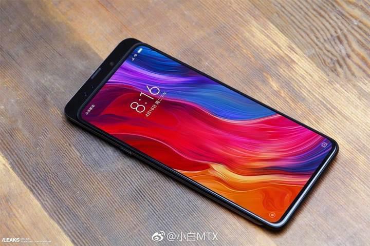 Xiaomi Mi Mix 3 kızaklı kamerası videoda göründü