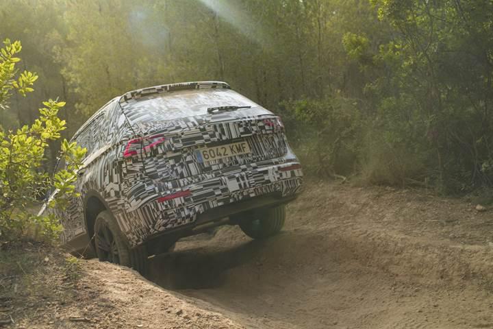 Seat Tarraco SUV tanıtım öncesi arazi testinde
