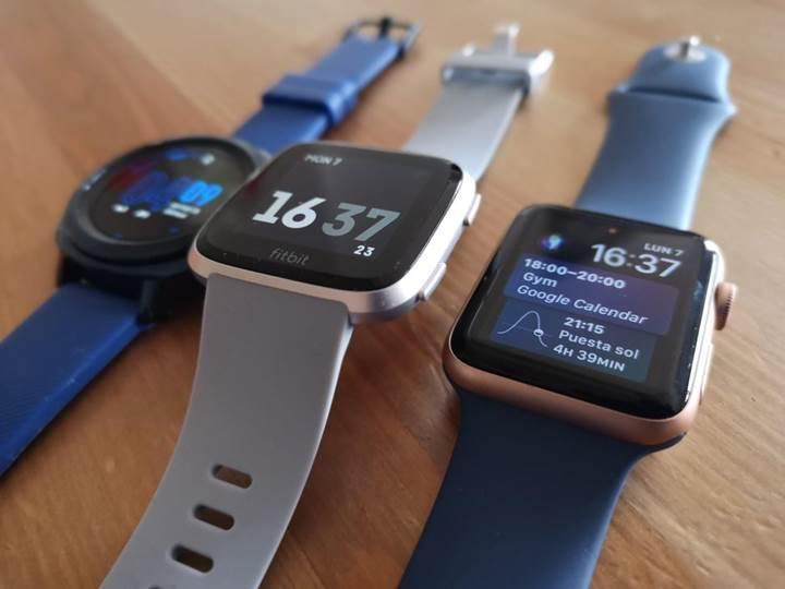 Apple Watch yılın ikinci çeyreğini de lider kapattı