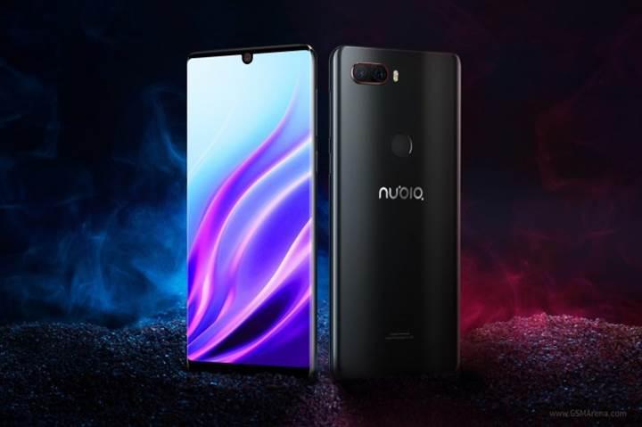 ZTE Nubia Z18, yüzde 91.8 ekran gövde oranı ile piyasaya sürüldü