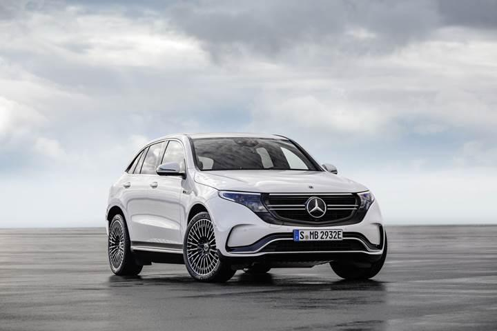 Mercedes yüzde 100 elektrikli SUV modelini tanıttı: Karşınızda Mercedes-Benz EQC